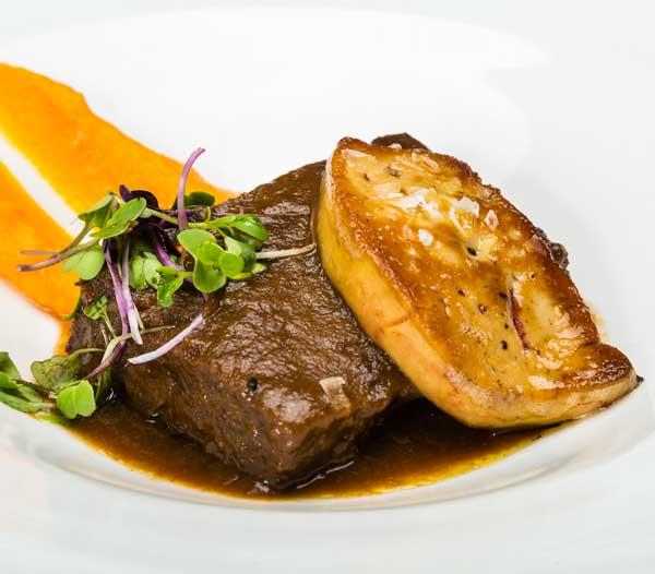 carrillera ternera restaurant es canyis puerto soller